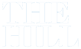 The Hill Logo, White